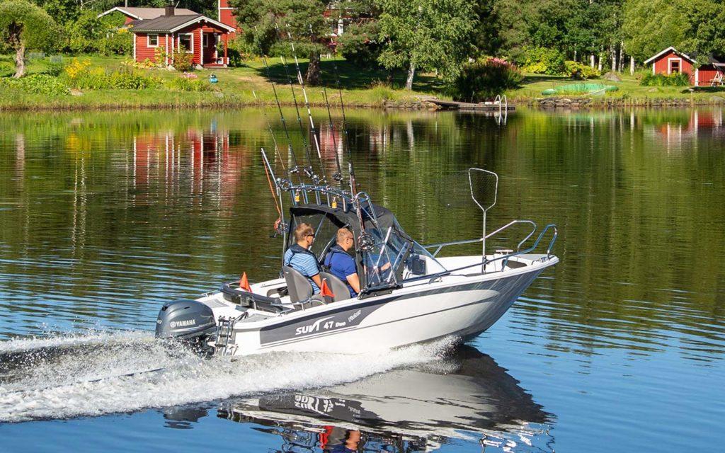 Suvi Duo fisher 47 ajokuva