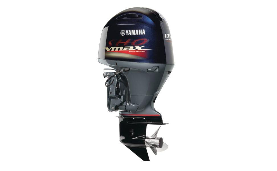 Yamaha V MAX 175 perämoottori tarjoaa enemmän vääntöä